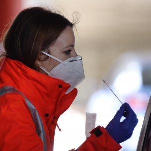 coronavirus   tests carrer   galicia   efe