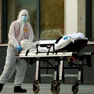 coronavirus   personal sanitari   barcelona   bellvitge    efe