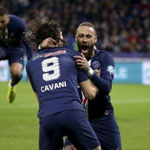 Cavani Neymar PSG EuropaPress