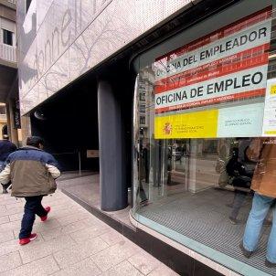 Oficina empleo paro ERTE coronavirus Europa Press