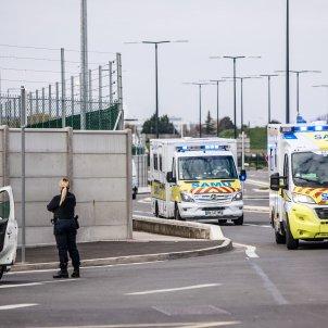 ambulancies coroanvirus frança - Efe