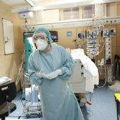coronavirus   reportatge uci hospital vall dhebron   foto vall dhebron