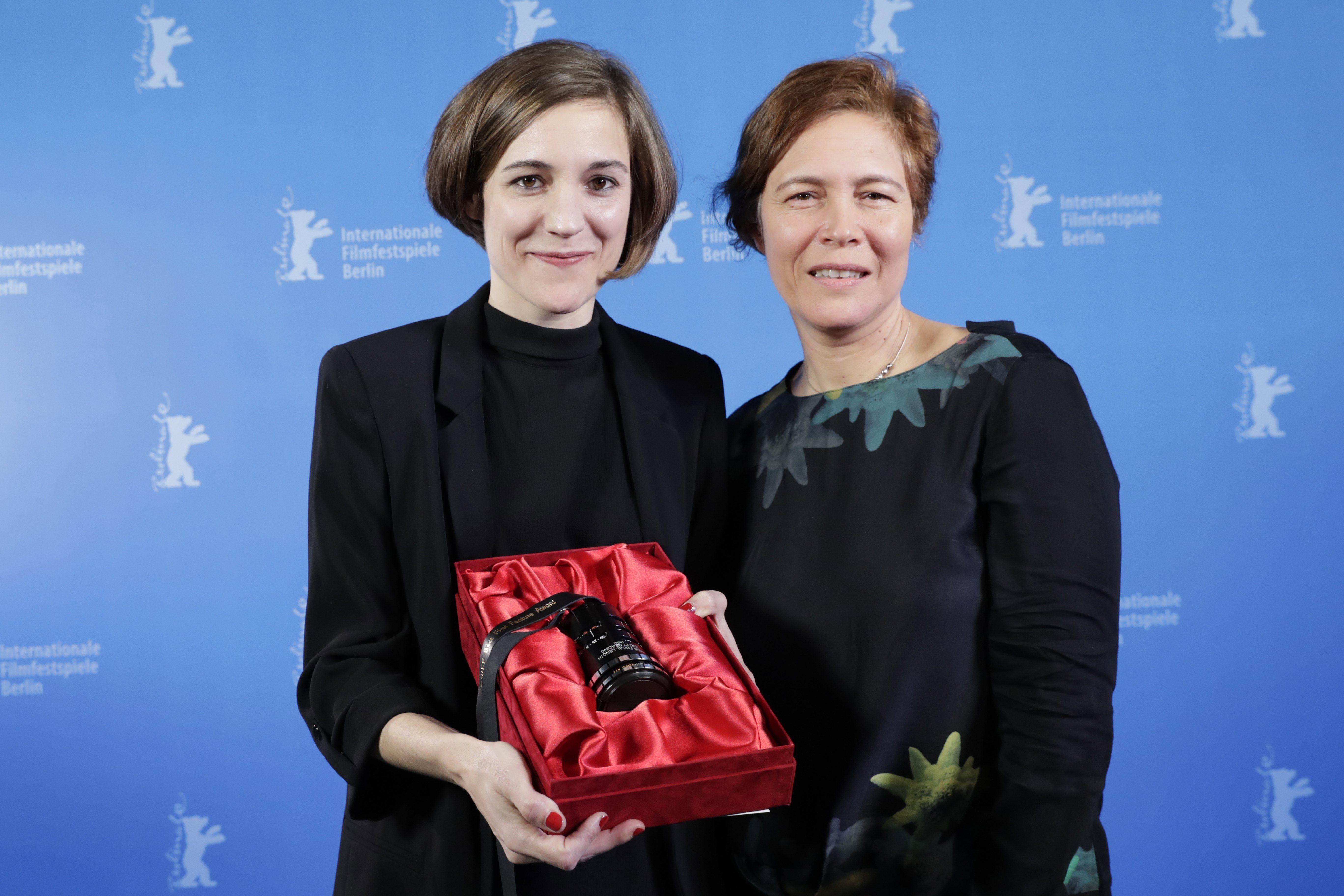 Carla Simón Berlinale - EFE