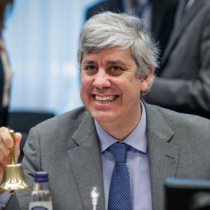 Reunió eurogrup EFE