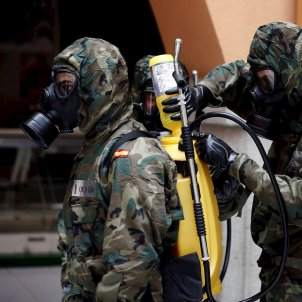 militars exercit coronavirus efe