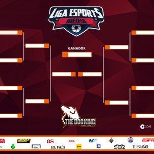 Liga eSports Media quadre