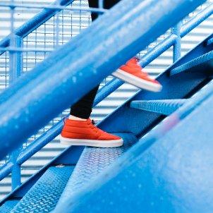 Escaleras Unsplash