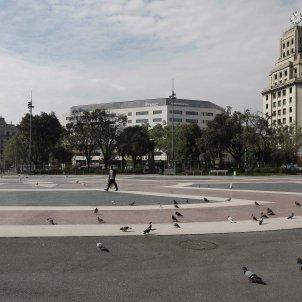Barcelona coronavirus Catalunya EFE