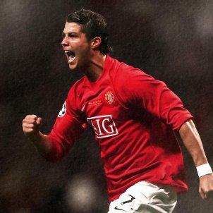 Cristiano Ronaldo Manchester United @ManchesterUnited