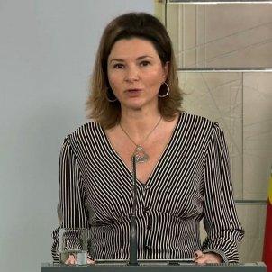 secretaria general de Transports, María José Rallo del Olmo - efe