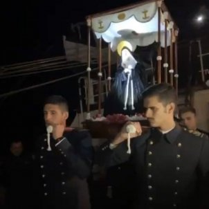 gran procesion juan sebastian elcano efe twitter armada española