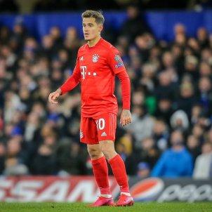 Philippe Coutinho Bayern Munic Europa Press
