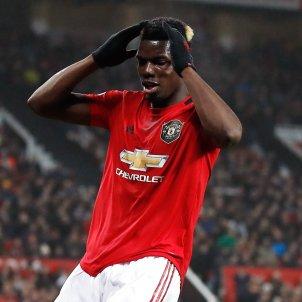 Paul Pogba Manchester United Europa Press