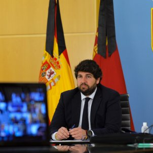 Fernando López Miras - Europa Press