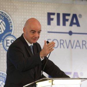 Gianni Infantino FIFA EFE