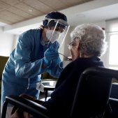 residència coronavirus test pcr - efe