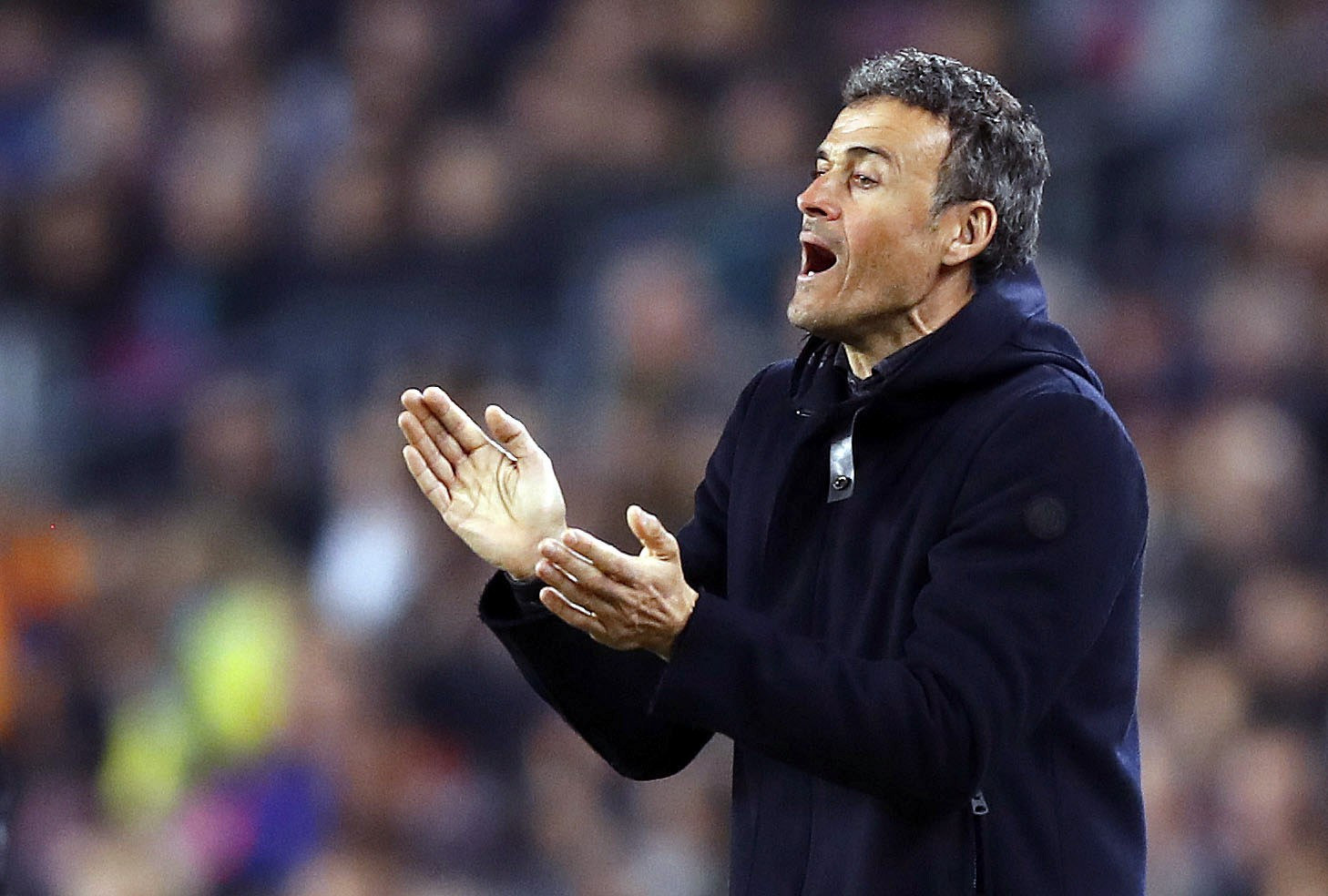 Luis Enrique Barça Camp Nou EFE