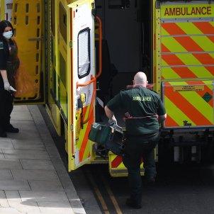 ambulancia coronavirus Regne unit - efe