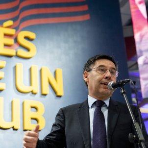 Bartomeu Mes que un club Barca FC Barcelona
