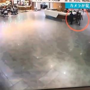 vídeo mort kim jong nam
