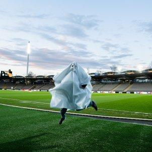 Àustria camp futbol fantasma EuropaPress