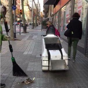 robot escombraries