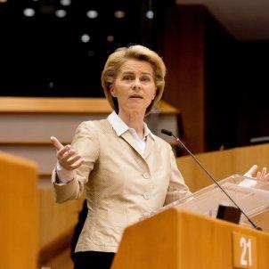 Comissió Europea  Von der Leyen