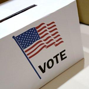 votar presidencials eua