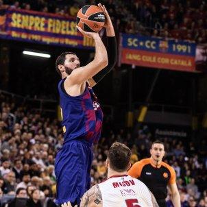 Mirotic Barca basquet EuropaPress