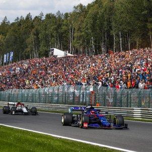 Formula 1 Belgica Spa Francorchamps EuropaPress