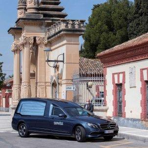 coronavirus   morts   cementiri   murcia