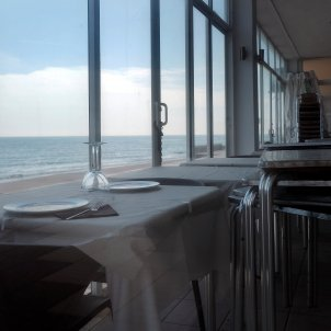 restaurant buit coronavirus EFE