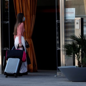 hotels barcelona coronavirus - EFE