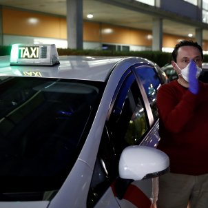 taxista madrid efe
