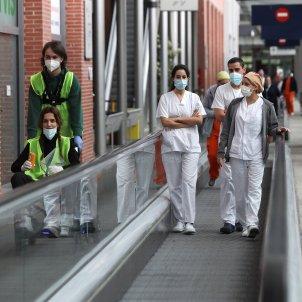 hospital ifema coronavirus - EFE