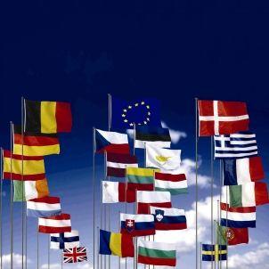 Schengen banderes UE