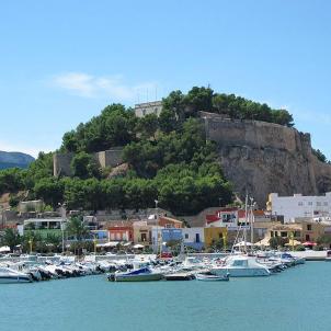 Castell de Dénia Viquipèdia