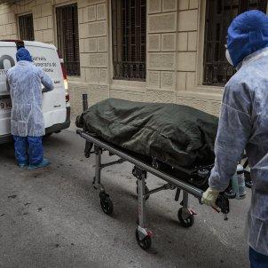 Coronavirus Geriatric Residencia Mort Memora - Sergi Alcazar