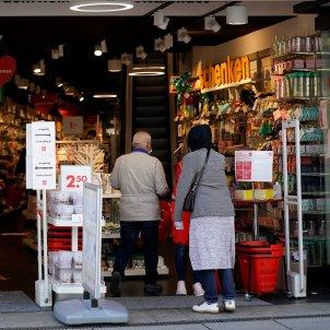 Botigues obertes Alemanya coronavirus - EFE