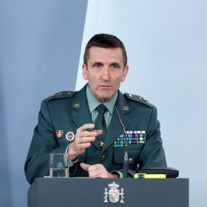 jose manuel santiago   jemad guardia civil   moncloa