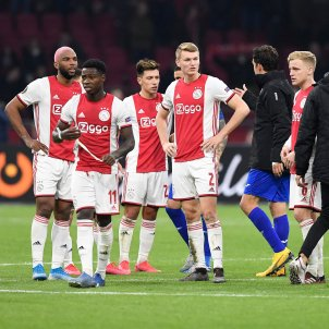 Ajax Europa League Holanda Europa Press