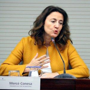 merce conesa presidenta port barcelona ACN