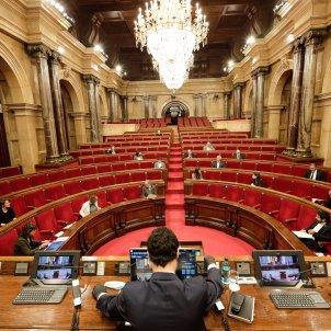 Parlament coronavirus / Parlament - Job Vermeulen