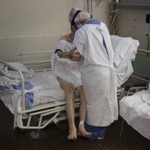 UCI Hospital Clinic Coronavirus Infermera Infermeres Sergi Alcazar 06