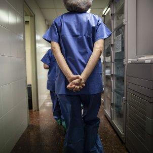 UCI Hospital Clinic Coronavirus Infermera Infermeres Sergi Alcazar 02