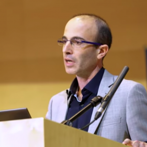 Yuval Noah Harari Universitat Central Europea