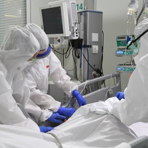 UCI hospital de Manresa - acn