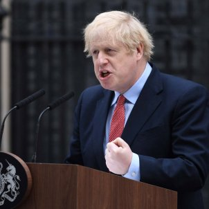 Boris Johnson Regne Unit - EFE