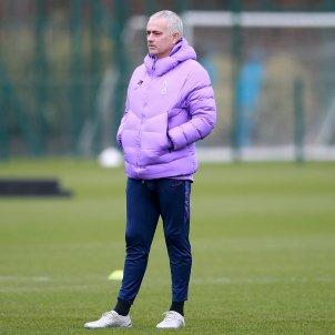 Jose Mourinho Tottenham entrenament Europa Press