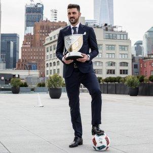 David Villa MLS Europa Press